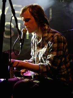 Peter Broderick at Nouveau Casino, Paris, May 11, 2009