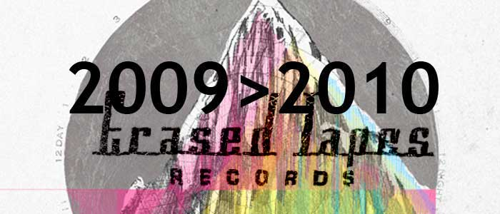 Erased Tapes Records - 2009 > 2010 New Year's Eve label interview