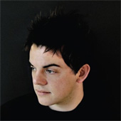 Nico Muhly (detail from Speaks Volume covert art)
