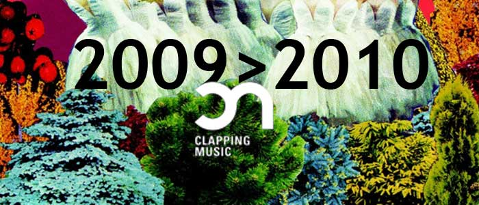 New Year's Label Interview: Clapping Music