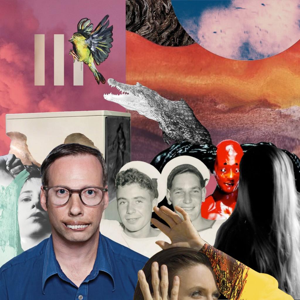 December 2015 playlist collage artwork