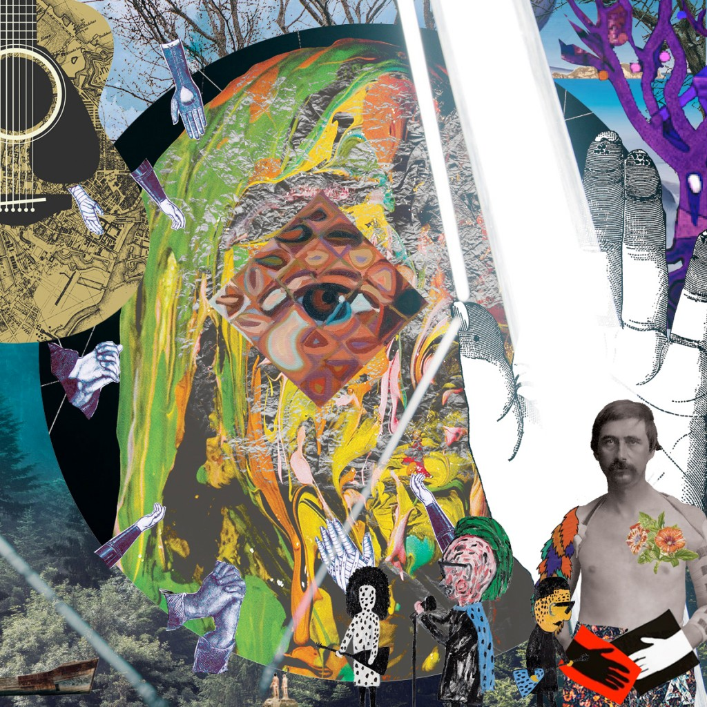 Music Is My Religion collage by GoodMorninCaptn